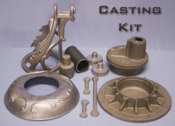 Stirling Engine Casting Kit